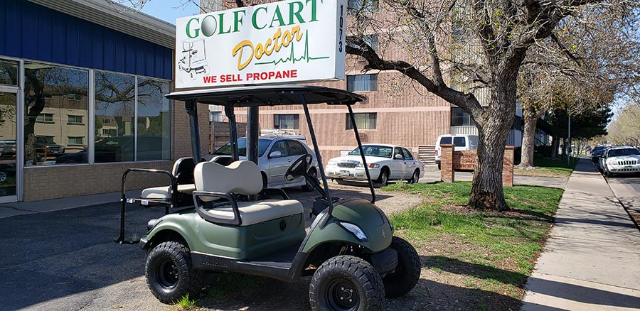 Cart-with-Sign