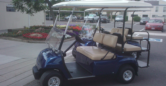 Yamaha Golf Carts Denver CO