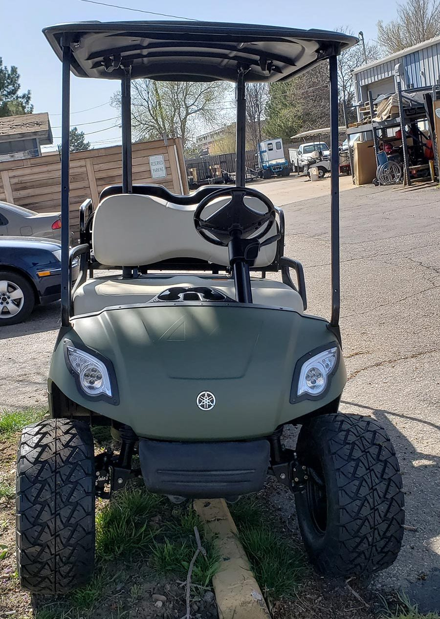 New and Used Golf Carts & Accessories for Sale in Denver, CO